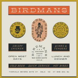 Birdmans | Jonathan Schubert