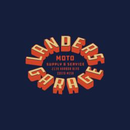 Landers Garage | Jonathan Schubert